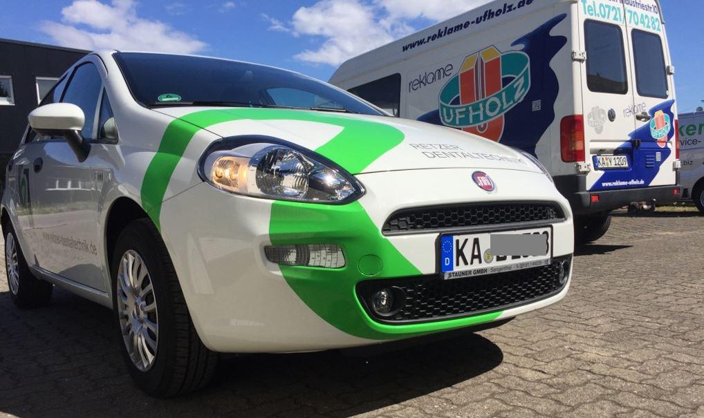 Fiat ohne KZ